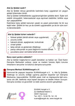 Flüchtlingsheim Flyer türkisch.pub