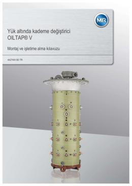 Yük altında kademe değiştirici OILTAP® V