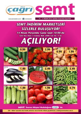 Semt Hacı Ömer - Çağrı Semt Market