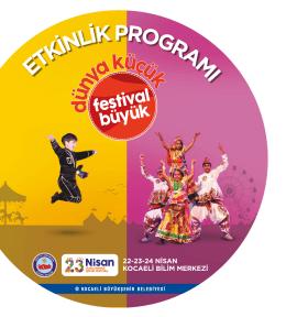 etkinlik programı - Kocaeli Büyükşehir Belediyesi Uluslararası