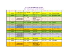 kutlu doğum 2016 programlarımız - stuttgart din hizmetleri ataşeliği
