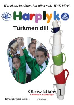 Türkmen dili