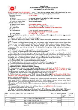 İç ve Dış Lastik (2516BİK60022)