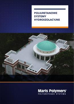 poliuretanowe systemy hydroizolacyjne