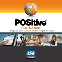 restaurant - LSI Software SA