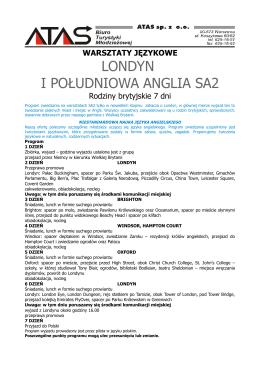 Londyn 2016 - Pg4 Pszczyna