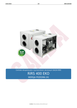 RIRS 400 EKO