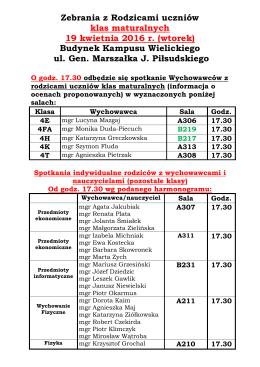 17.30 - PCKZiU Wieliczka