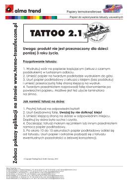 TATTOO 2.1