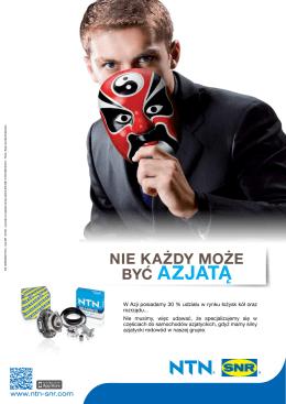 BYĆ AZJATĄ - Ntn