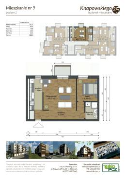 Mieszkanie nr 9