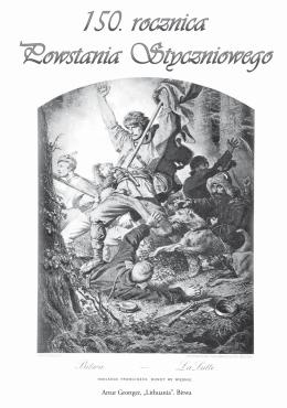 Powstanie Styczniowe w rysunkach Artura Grottgera