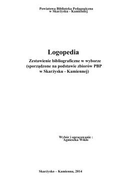 Logopedia - pppskarzysko.pl