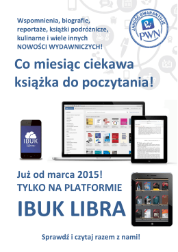 Książka Miesiąca od IBUK