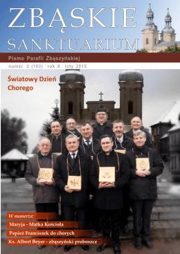 numer 02.2015 - Parafia Zbąszyń