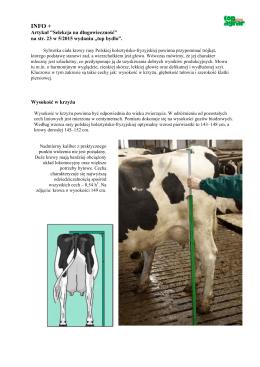 INFO + - Top Agrar Polska