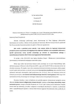 Warszawa komentarzwyroku51 ust 5 2015.11.20