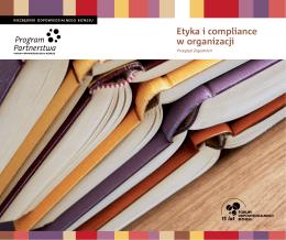 Etyka i compliance w organizacji