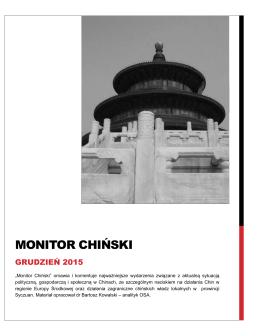 Pobierz Monitor Chiński