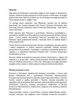H.Radziejowska_Wola_przemysł