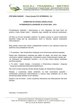 Dariusz Stefański - Stowarzyszenia Ekspertów i Menedżerów