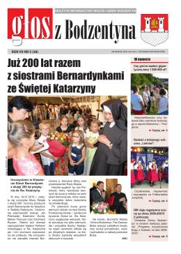 Już 200 lat razem z siostrami Bernardynkami ze Świętej