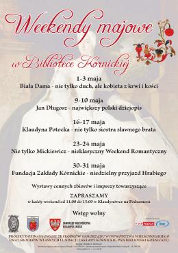 Kórnik_weekendy majowe_2015