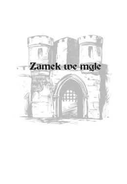 Zamek we mgle