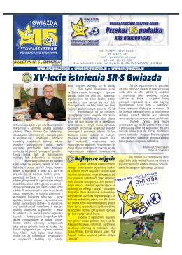 XV-lecie istnienia SR-S Gwiazda Najlepsze zdjęcie