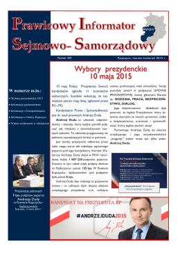 Prawicowy Informator Sejmowo-Samorządowy