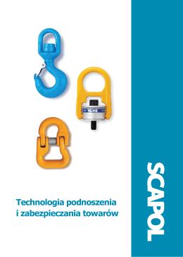Technologia podnoszenia i zabezpieczania towarów