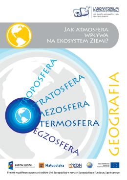 Scenariusz 20 - Geografia - odwrócona klasa
