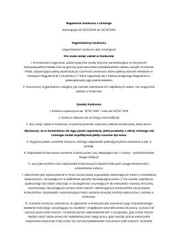 Regulamin - Hafija.pl