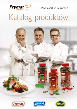 Pobierz katalog GastroLine