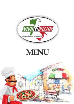 19 zł - Viva La Pizza!