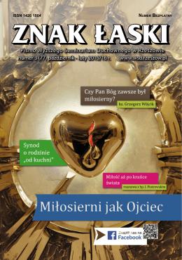 Pismo Wyższego Seminarium Duchownego w Rzeszowie numer 3