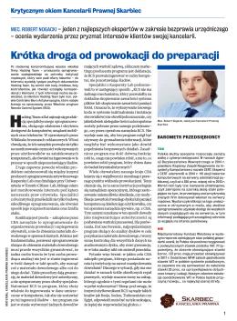 lipiec 2015 - Kancelaria Prawna Skarbiec