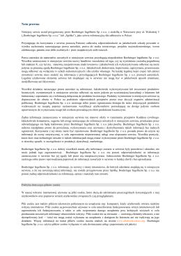 Nota prawna - StopUdarom.pl