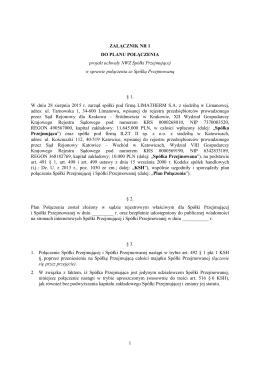 LSA ILZT II sp. z oozał nr 1