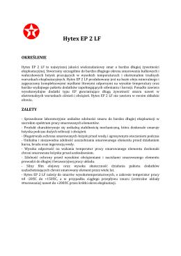 Hytex EP 2 LF