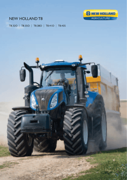 New HollaNd T8 - Pol-Agra
