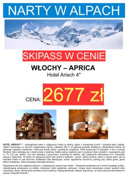 NARTY W ALPACH - Ekspedycja.eu