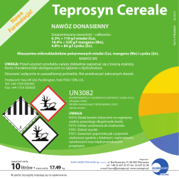 Teprosyn Cereale