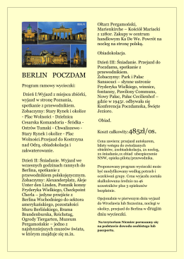4. berlin-poczdam - via