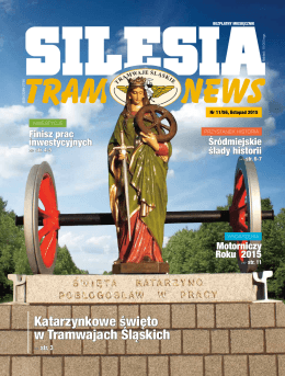 Katarzynkowe święto w Tramwajach Śląskich