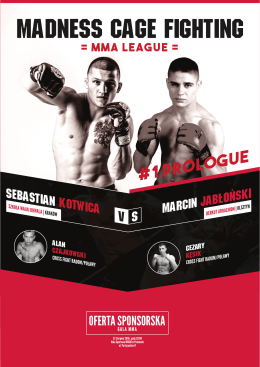 #1 Prologue - MMA W PUŁAWACH