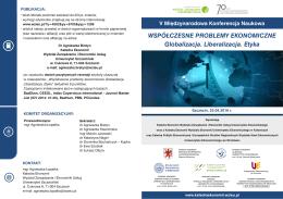 2015_ulotka_Wspołczesne problemy ekonomiczne_M.Janowski_pl
