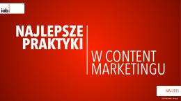 raportem - IAB Polska