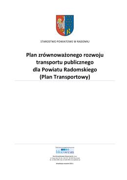 Pobierz załącznik - Starostwo Powiatowe w Radomiu