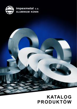 Oferta Aluminium Konin (PL) (3.69 MB, )